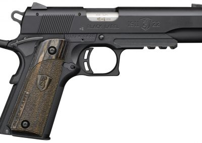 1911 22LR Black Label